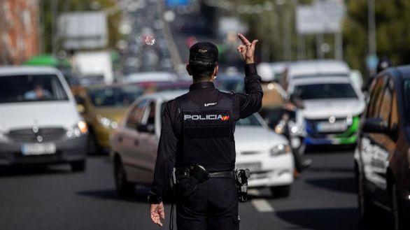 7.000 policías y guardias civiles vigilan que se cumplan las restricciones
