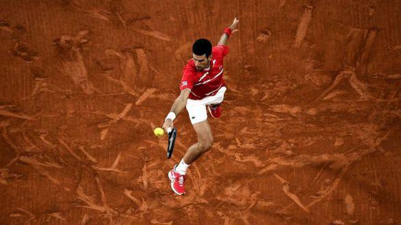 Roland Garros. Djokovic jugará contra Nadal por la gloria parisina
