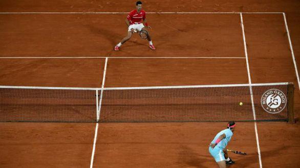 Así acomplejó Nadal a Djokovic en la final de Roland Garros