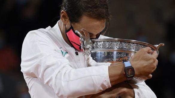 El rey de la tierra conquista su XIII Roland Garros