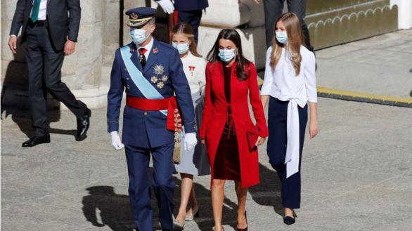 Galería de imágenes | Fotos del Día de la Fiesta Nacional en el Palacio Real
