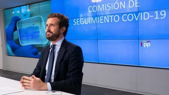 El PP pedirá este martes el fin del estado de alarma en Madrid