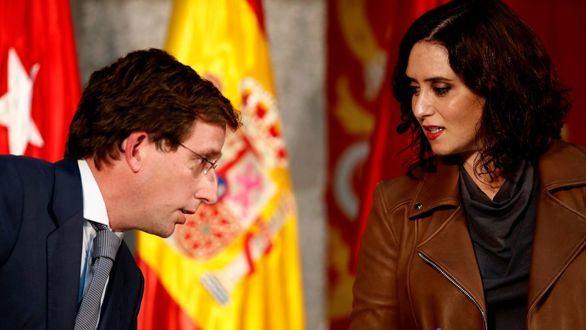 Almeida y Ayuso suman fuerzas contra Sánchez