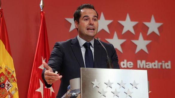 Aguado dice que Illa se ha comprometido a no prorrogar el estado de alarma en Madrid