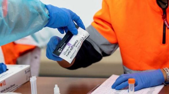 Madrid realiza más test de antígenos que pruebas PCR en Atención Primaria