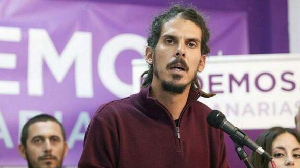 El secretario de Organización de Podemos, imputado por agredir a un policía