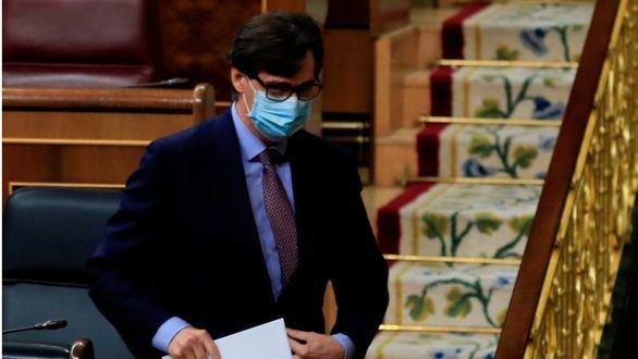 Illa aplaude en el Congreso la gestión de Cataluña y critica la de Madrid