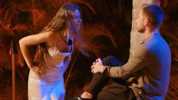 Mujer no desfallece pese a otro récord de La isla de las tentaciones