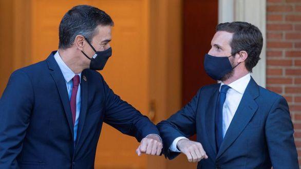 El PP recorta distancias con el PSOE, Vox sube y Podemos y Ciudadanos bajan