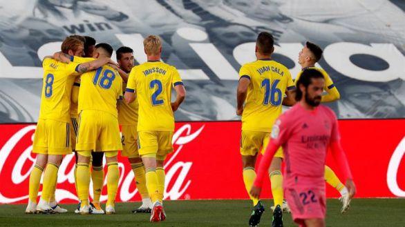El Cádiz muestra al planeta las vergüenzas del Real Madrid | 0-1