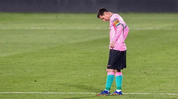 El Barcelona de Koeman también se atraganta en Getafe | 1-0