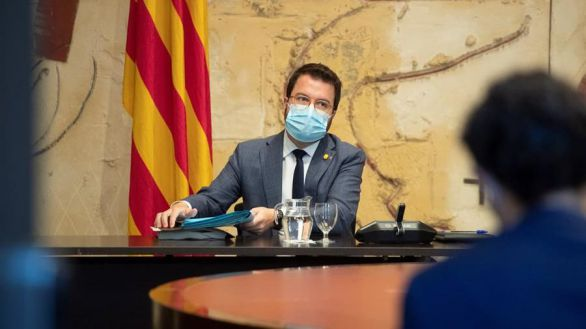 Cataluña pide a Sánchez una moratoria del IVA, impuesto de sociedades y Seguridad Social