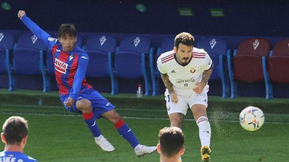 Eibar y Osasuna no pasan del empate | 0-0