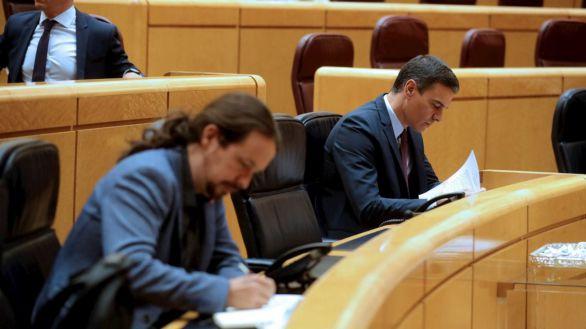 Casado reclama a Sánchez apoyo a la investigación a Iglesias si le queda 'credibilidad'