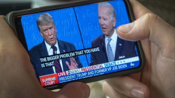 Trump baja al barro: ataca a Biden con una teoría que acusa a su hijo de corrupción