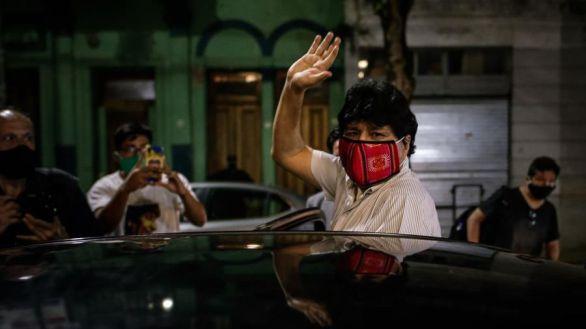 El MAS de Evo Morales gana las elecciones en Bolivia