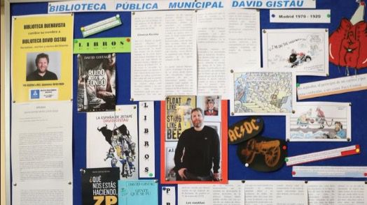 Biblioteca David Gistau: el homenaje de Madrid al periodista fallecido