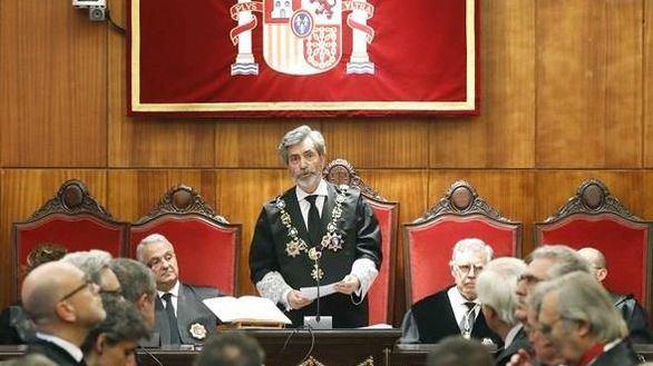 Pleno del GCPJ para analizar la reforma del PSOE y Podemos