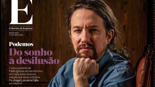 El semanario portugués más reputado desmonta a Iglesias:
