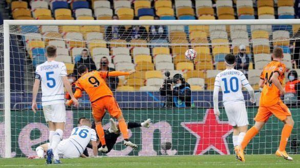 Morata propulsa a la Juventus en Kiev | 0-2