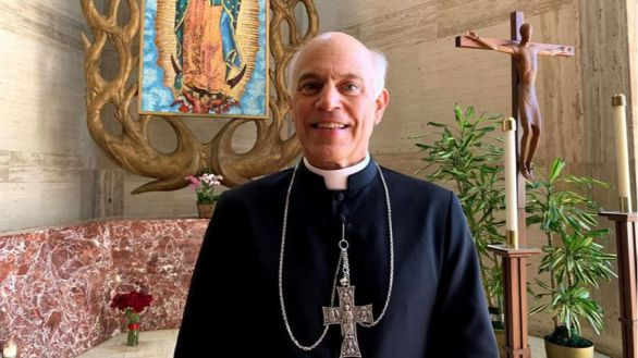 La Iglesia sale en defensa de Junípero Serra en California con exorcismo incluido