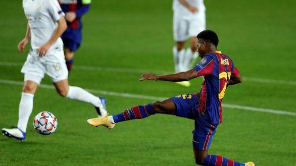 El Barcelona de Koeman debuta con paseo ante el Ferencvaros | 5-1