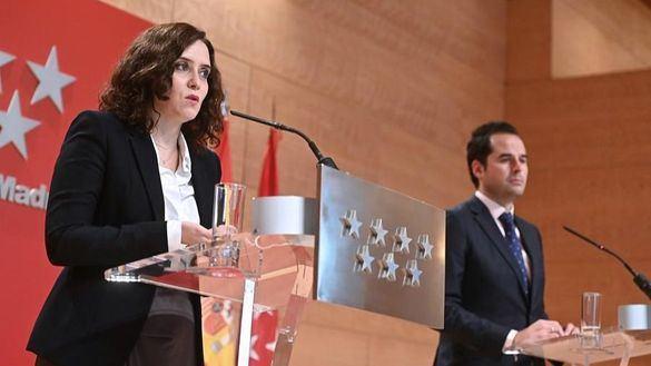Madrid quiere controlar los movimientos de 00:00 a 6:00 horas