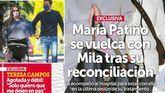 Malú y Albert Rivera pasean con su hija y María Teresa Campos pide que la dejen en paz