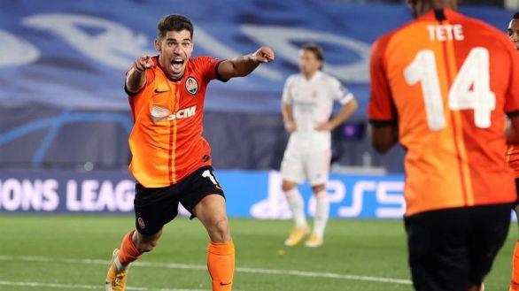 El mermado Shakhtar ridiculiza al Real Madrid antes del Clásico | 2-3