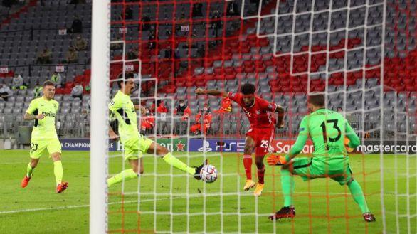 El Bayern vacía de contenido al estilo del Atlético | 4-0