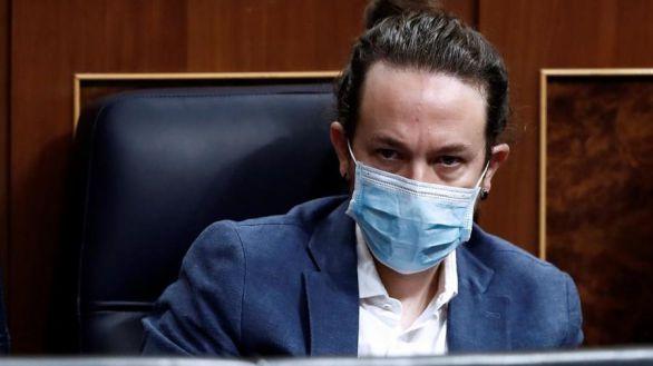 Iglesias elogia a Abascal para tratar de aplastar a Pablo Casado