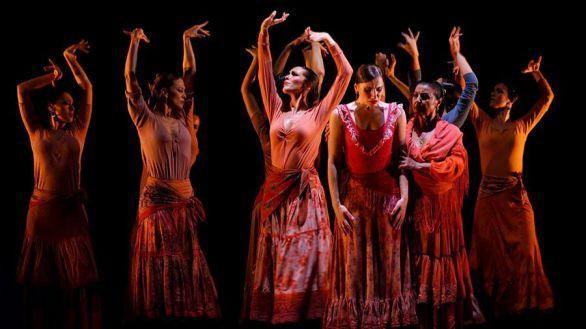 El Real inaugura su temporada de danza con Fuego, de la cía. A. Gades