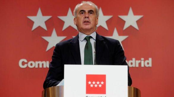 Madrid prohíbe todas las reuniones entre las 00.00 y las 06.00