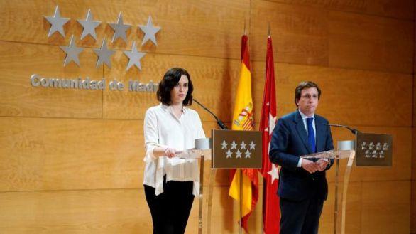 Almeida, a Moncloa: 'Los ciudadanos no merecen este desconcierto'
