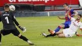 El Eibar aprovecha la resaca europea del Sevilla | 0-1