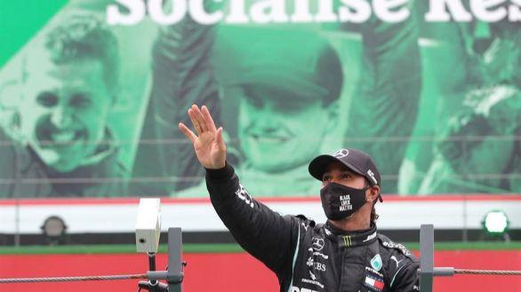 GP Portugal. Hamilton vence y hace historia: bate el récord de Schumacher