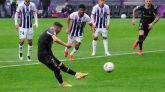 El Alavés hace caja de la expulsión del Valladolid | 0-2