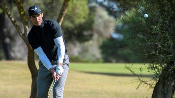 Golf. Rafa Nadal llega con opciones de ganar el Campeonato de Baleares