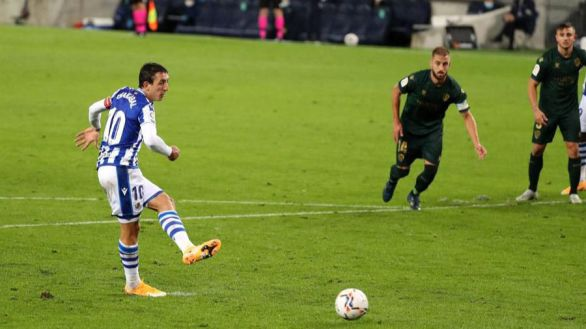 La Real Sociedad retoma el vuelo ante el Huesca | 4-1