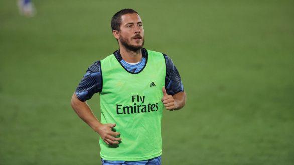 Zidane ve listo a Hazard para volver a jugar: ¿será éste el regreso definitivo?