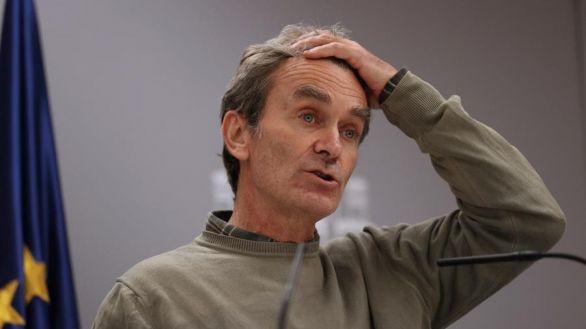 Simón defiende que 'no merece la pena' dar la lista de expertos que aconsejaron el estado de alarma