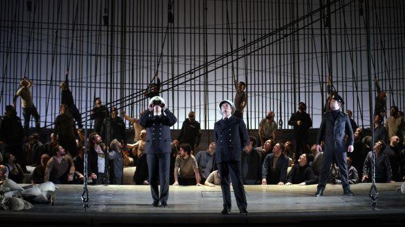 Billy Budd se lleva el premio a la mejor producción operística del Reino Unido
