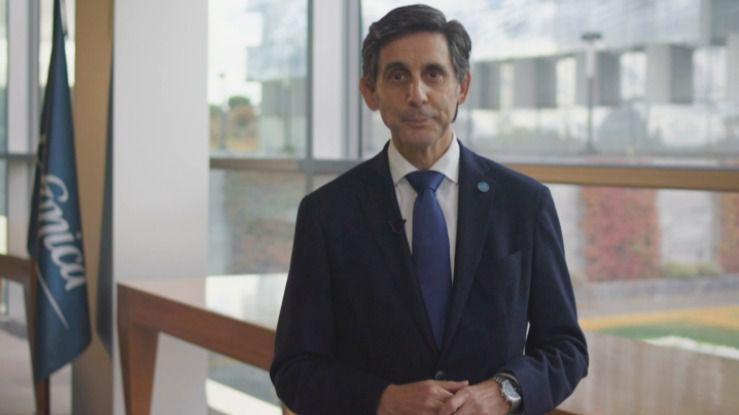 Álvarez-Pallete reclama valentía a los reguladores frente a las grandes tecnológicas