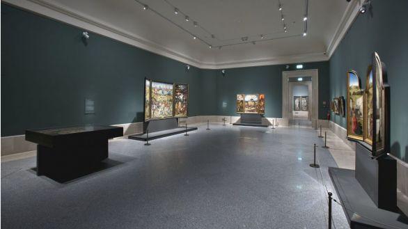 El Prado reabre la sala dedicada al Bosco con nuevo montaje e iluminación