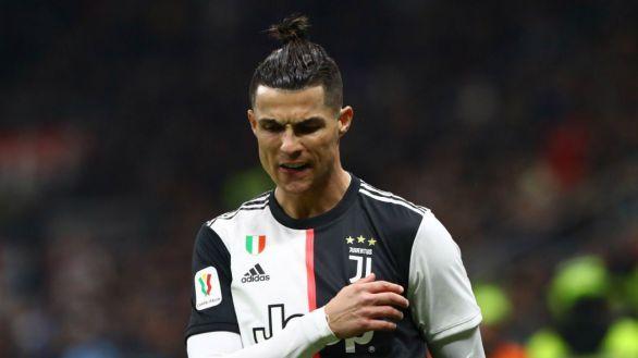 Ronaldo vuelve a dar positivo por coronavirus y no estará contra el Barcelona