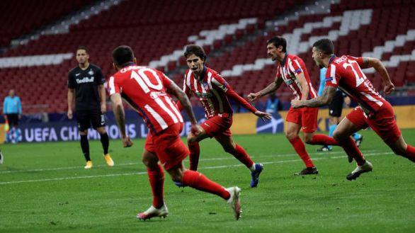 Joao Félix saca al Atlético de un lío frente al Salzburgo   3-2