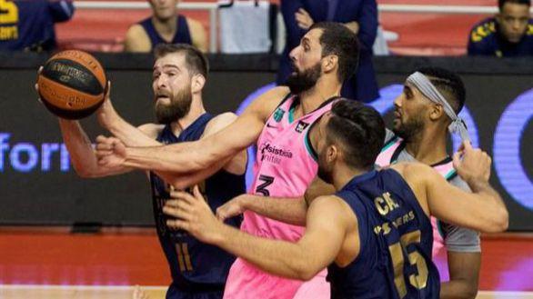 ACB. El Barcelona cae en Murcia y denuncia