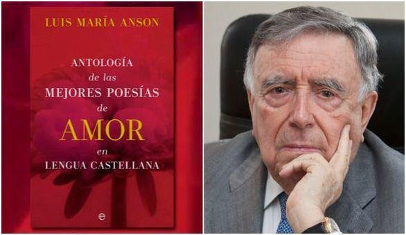 Las mejores poesías de amor, según Anson: su antología vuelve a las librerías