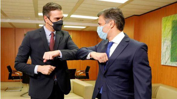 Leopoldo López se reúne con Sánchez