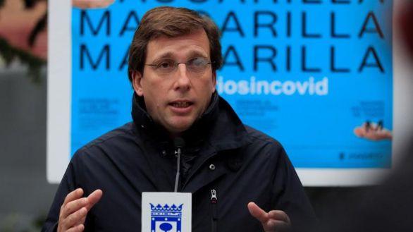 Almeida aboga por limitar la movilidad 'lo máximo posible' y Aguado insiste en cerrar